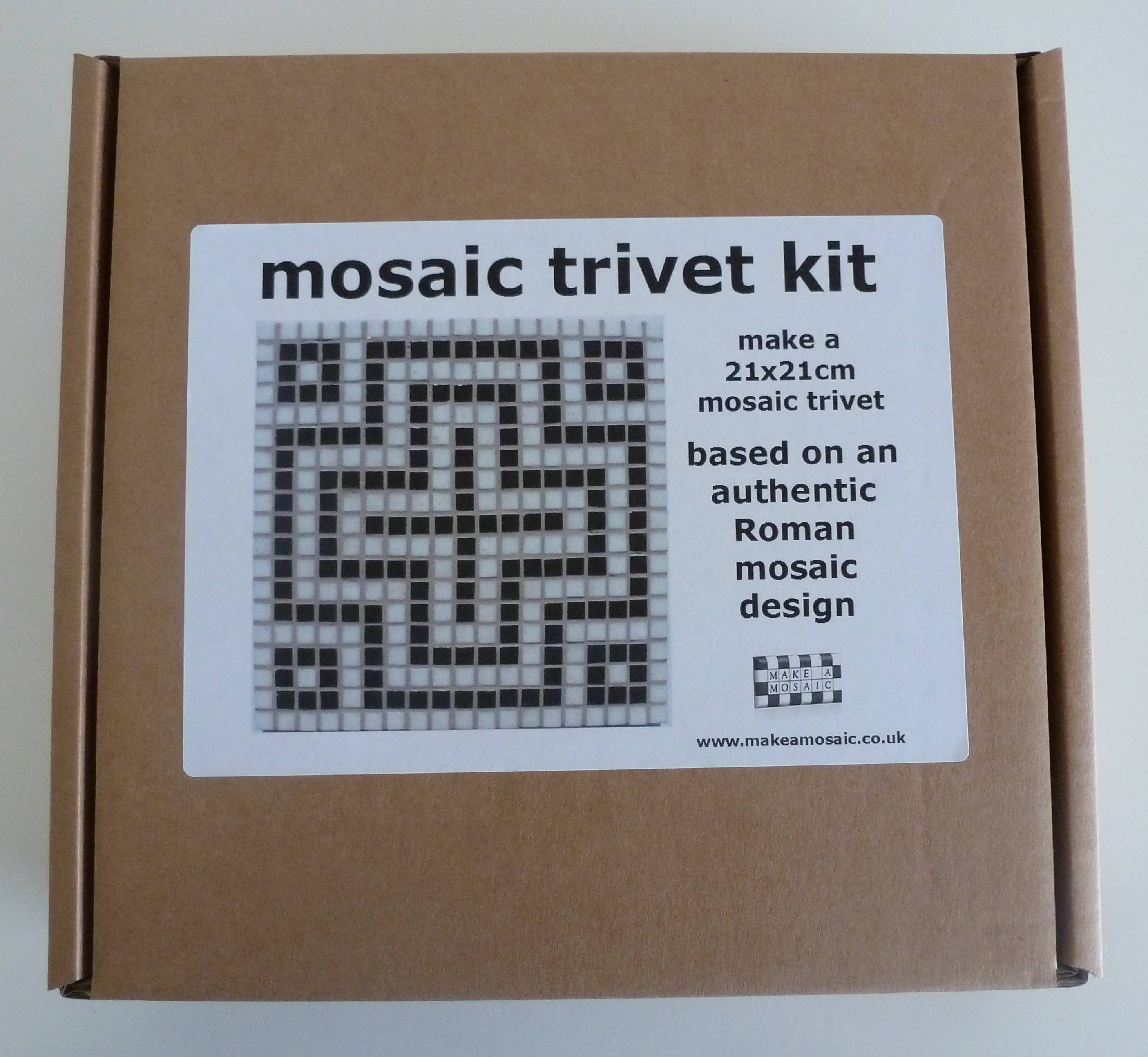 Mosaic Trivet Kits Make A Mosaic